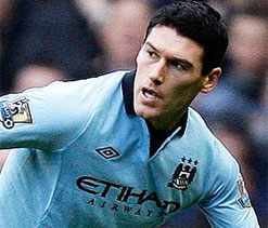 Gareth Barry uncertain over Man City future