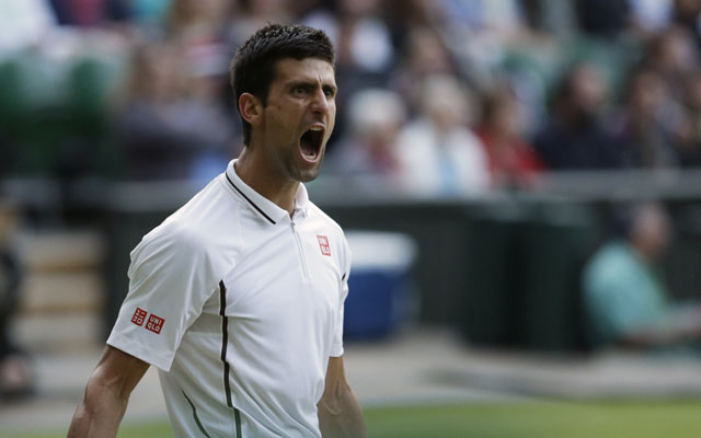 Results: Wimbledon 2013, Day 9