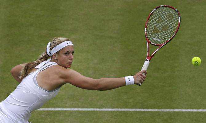 Wimbledon 2013 Day 8 - Results