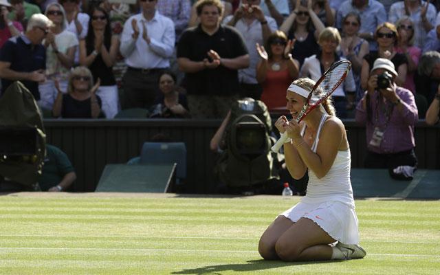 Wimbledon 2013: Sabine Lisicki into final after Agnieszka Radwanska thriller