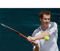 Sneak-peek at Wimbledon men semi-finalists