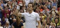 Andy Murray reaches Wimbledon semifinals