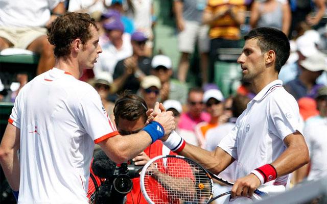 Road to Wimbledon men`s singles final