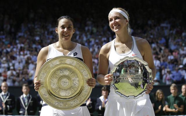 Wimbledon 2013 women's singles final: Sabine Lisicki vs Marion Bartoli - As it happened...