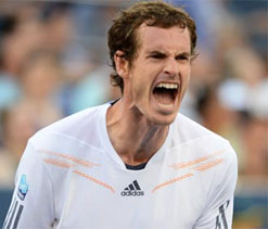 Andy Murray spurred on by memories of tearful loss