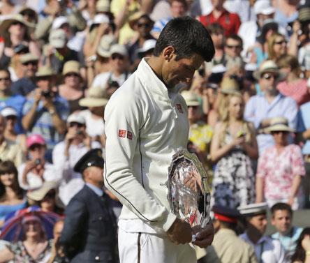 Murray deserved to win: Novak Djokovic