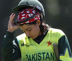 Pak women cricket captain applauds team`s performance