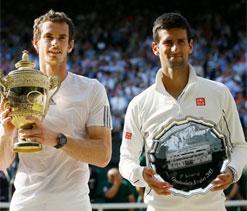 Murray, Djokovic are new age warriors now