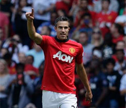 I`ll handle Van Persie with care, vows Moyes