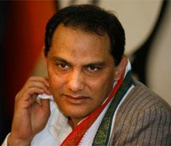 Mohammad Azharuddin offered to coach J&K cricket team