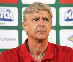 Wenger ready for `backlash` if Arsenal doesn`t perform