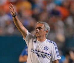 Mourinho says `best yet to come` at `natural habitat` Chelsea