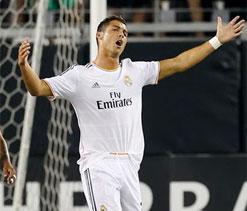 Man Utd planning 80 million pounds swoop for Ronaldo
