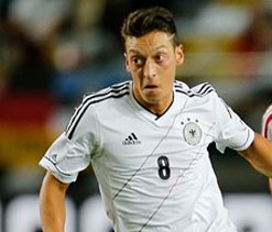 Manchester Utd is all set to launch a 30 million pounds bid for Ozil