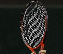 Now, tennis racquet that can record and share stats