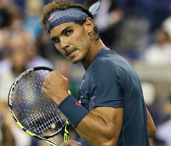 Nadal fuelled by passion in comeback year