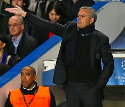 Jose Mourinho holds owner Abramovich responsible for Chelsea`s woes