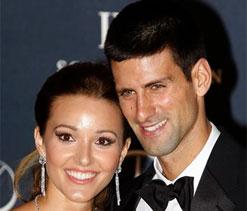 Tennis star Novak Djokovic announces engagement to girlfriend