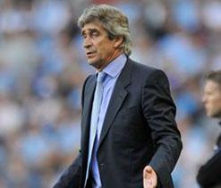 Man City`s Pellegrini vows to keep calm despite defeat