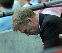 Moyes living up to lowered expectations