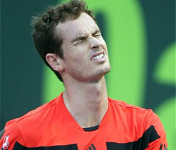 Andy Murray loses to Florian Mayer in Qatar Open