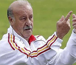 Spain coach del Bosque eyes another World Cup triumph