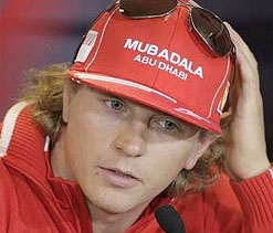 Formula One: Ferrari will keep Raikkonen busy