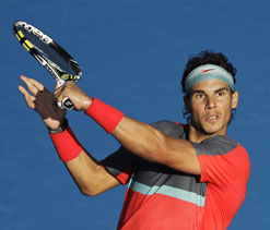 Nadal`s atonement brings New Year resolution