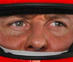 Michael Schumacher shows signs of improvement but still in danger