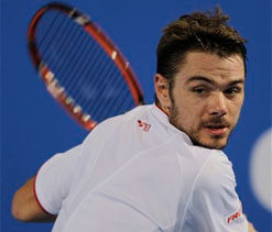 Stanislas Wawrinka moves to quarterfinals of Chennai Open, Youzhny pulls out