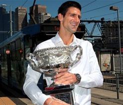 Djokovic backs new coach Becker to boost him back to No.1 status