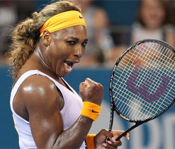 Coach backs Serena to be `first woman since 1988` to win four Grand Slams in one year