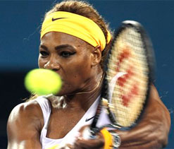 Serena could face Stosur in fourth round at Australian Open