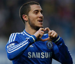 Eden Hazard denies rumours of Chelsea exit after impressive show against Hull
