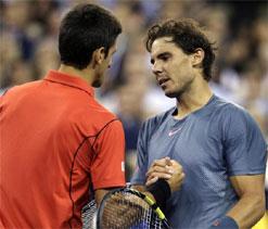 Nadal biggest threat to Djokovic`s crown