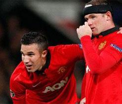 Rooney, Van Persie safe from wage cuts