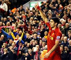 Liverpool revival continues under Suarez