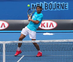 Australian Open: Will faster courts stop Nadal from claiming his second title?