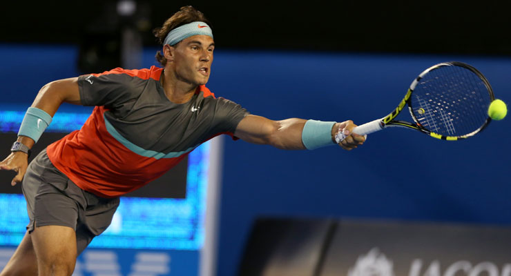 Rafael Nadal in no rush to join the super-coach trend