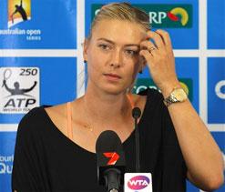 Maria Sharapova survives heat, Knapp scare to enter Australian Open third round