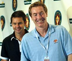 Australian Open 2014: Woodforde sticks with `Mad Dog` despite row