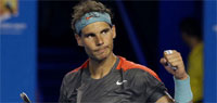 Australian Open: Easy outings for Rafael Nadal, Roger Federer, Andy Murray