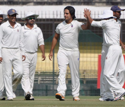 Ranji Trophy: Fallah rips apart Bengal with seven-wicket haul as Maharashtra dominate