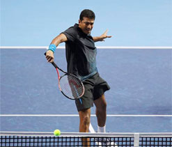 Bhupathi out of men's doubles at Australian Open