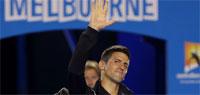Ominous Novak Djokovic pummels Istomin, enters Australian Open fourth round