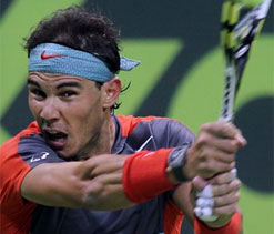 Rafael Nadal awesome as title contenders fire at Australian Open