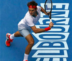 Australian Open 2014: Roger Federer, Agnieszka Radwanska make final 16