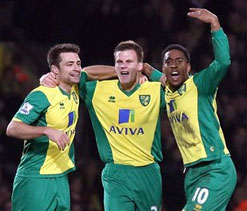 Bennett clinches late win for Norwich