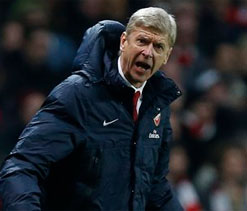 Arsenal facing striker crisis ahead of Spurs FA Cup tie