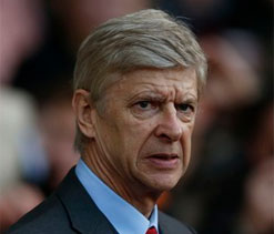 Arsene Wenger sees title heart from Arsenal